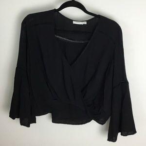 Lush black top
